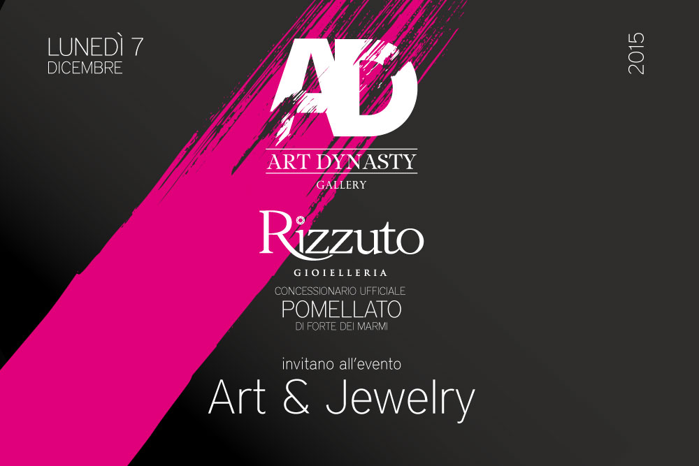 Evento Art and Jewelry - 2015 - Rizzuto Gioielleria - Crivelli - Pomellato