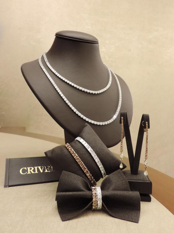 Evento Art and Jewelry - Collezione Crivelli - Rizzuto Gioielleria