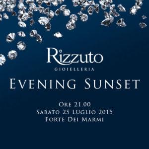 Gioielleria Rizzuto - Evening Sunset - 2015